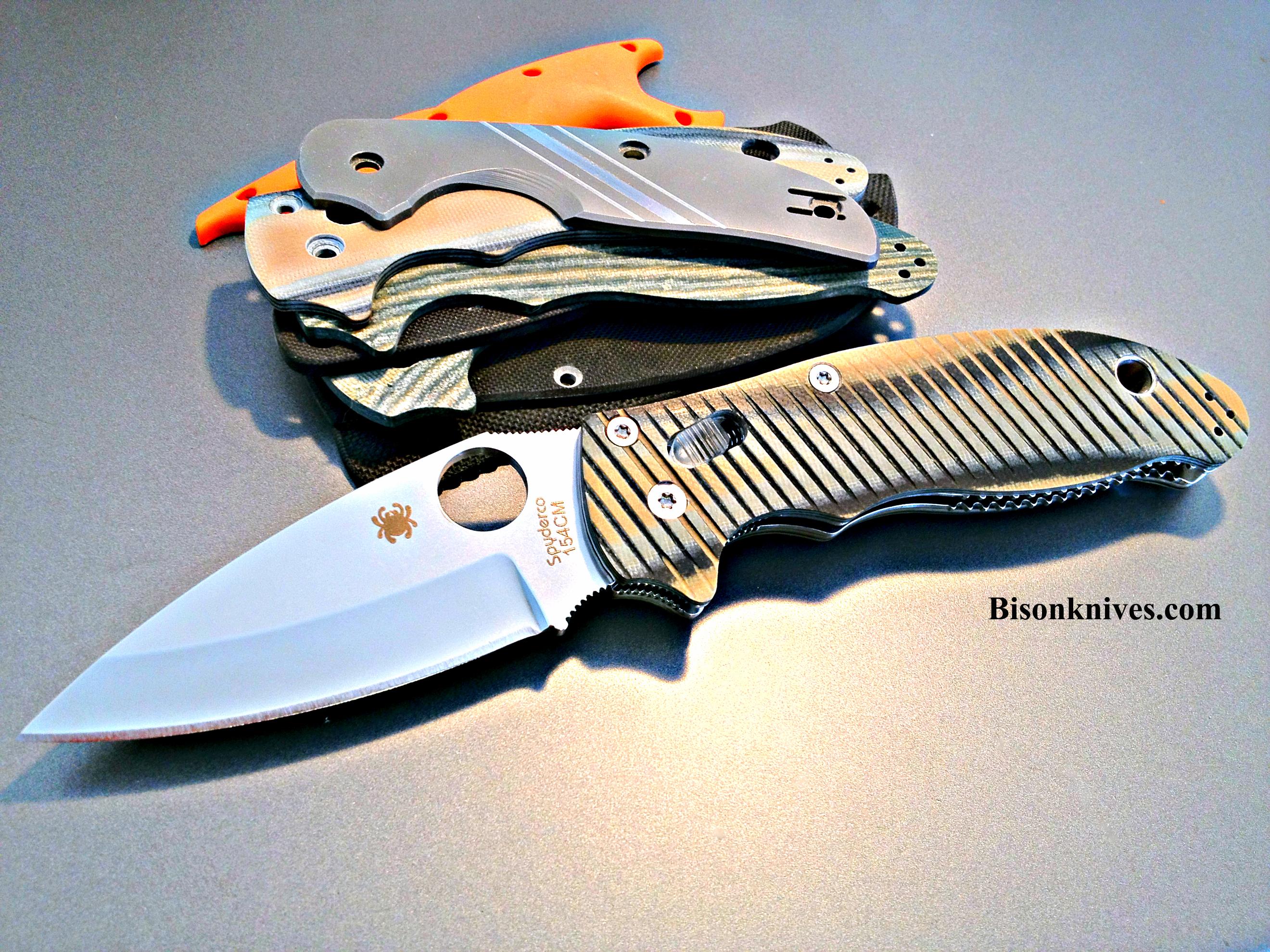 Bison Knives - photo
